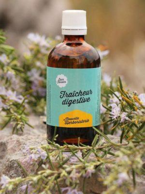 Image produit - Fraicheur digestive - La Nouvelle Herboristerie