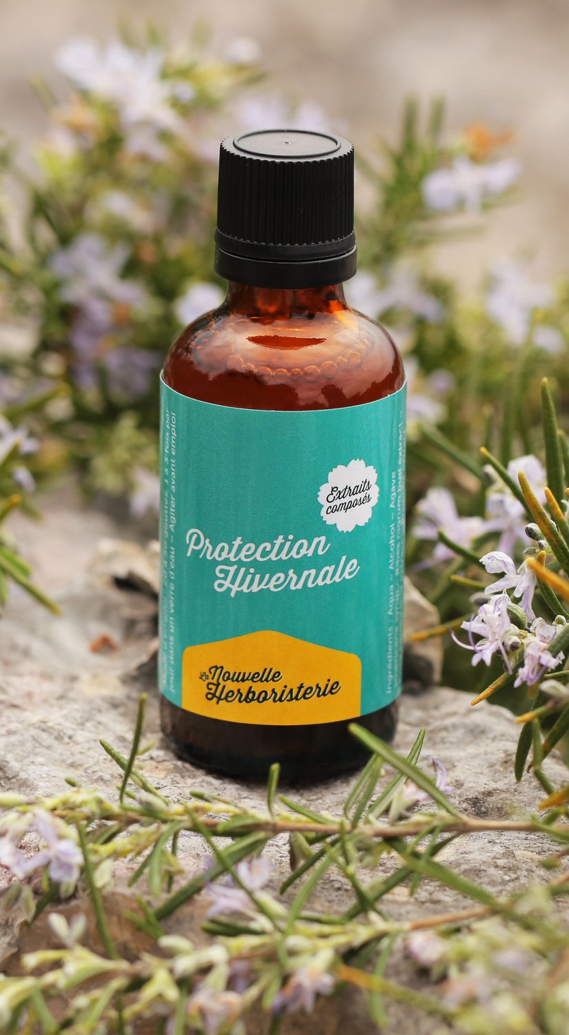 Photo produit - protection hivernale - La Nouvelle Herboristerie