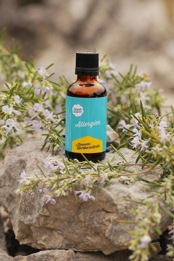 Image Produit - Allergies - La Nouvelle Herboristerie