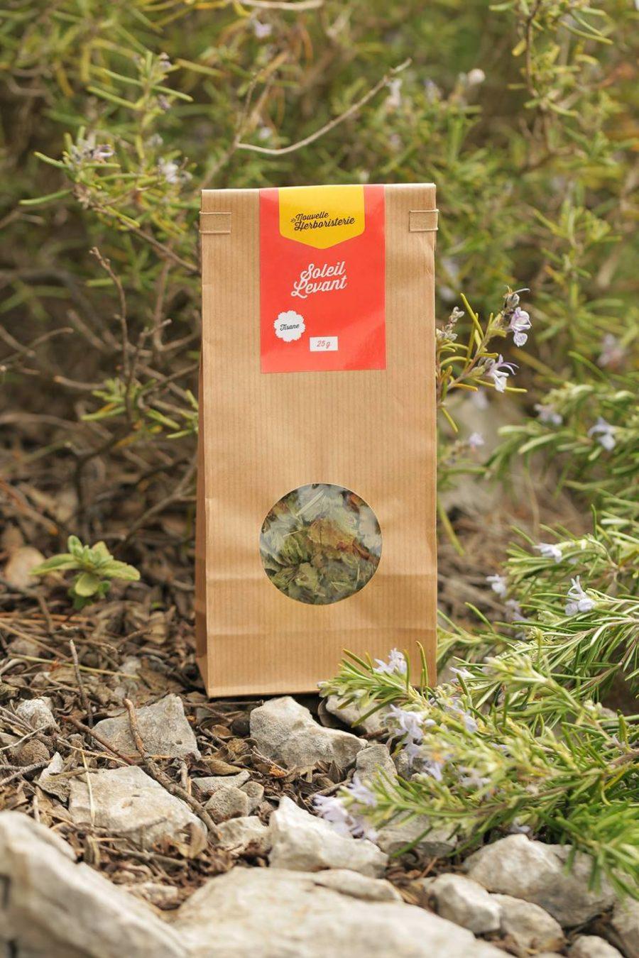 Tisane Soleil Levant - Photo du produit - La Nouvelle Herboristerie