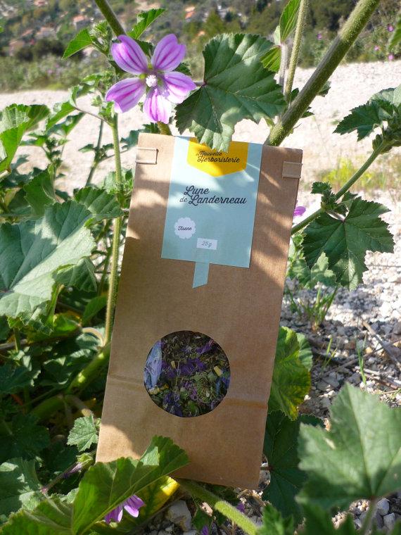 Tisane Lune - La Nouvelle Herboristerie